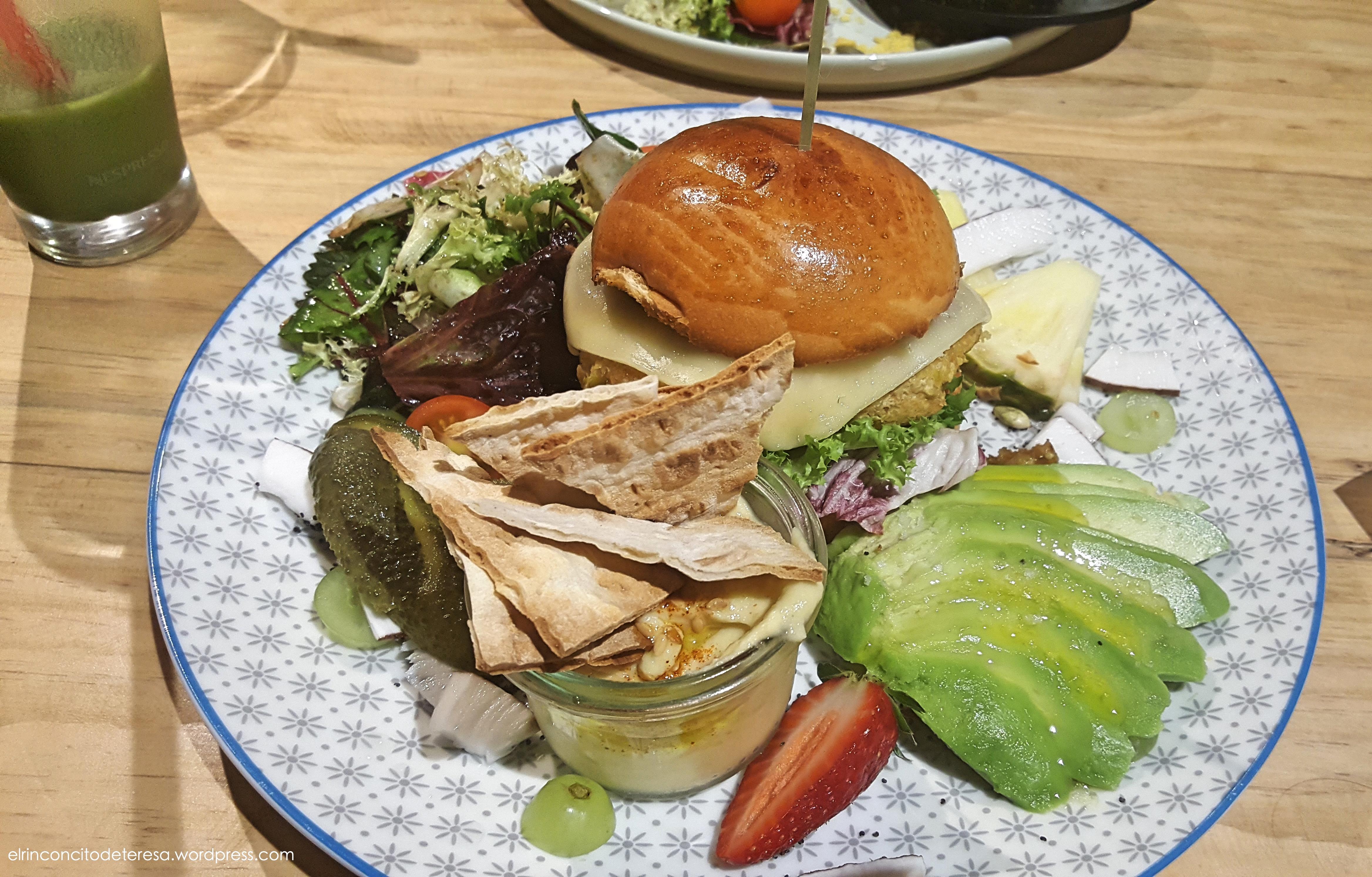 think-sweet-veggie-burguer